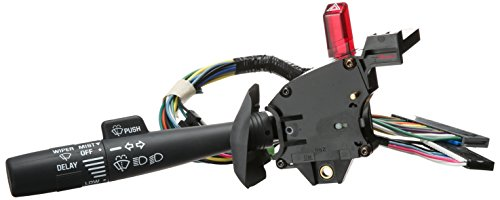 ACDelco D6229A GM Original Equipment Turn Signal, Headlight Dimmer, Windshield Wiper, and Hazard Switch with -