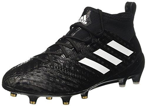 Hombre Cblack Negro 1 Ace Ngtmet Adidas de 17 fútbol Ftwwht para Primeknit FG Botas qpnz4gT
