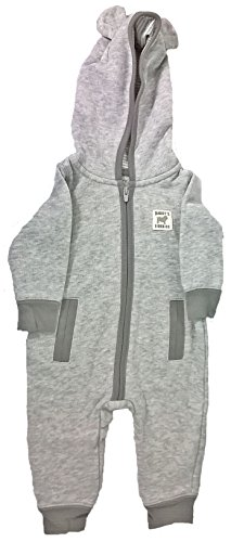 Caters Baby Boy Hooded Jumpsuit