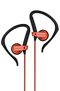 Skullcandy Chops Hanger Earbuds S4CHCZ-010 (Black/Red) (Discontinued by Manufacturer)