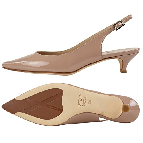 Oxitaly Barrette à Pumps, Chaussures femme, Pumps