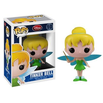 Funko Disney Peter Pan Tinker Bell Pop Vinyl Figure ()