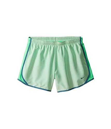 Girls Running Mint Shorts Tempo 343 Nike Green Grey 3 5
