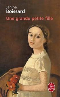 Une grande petite fille par Boissard