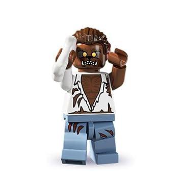 Amazon.com: LEGO Series 4 Collectible Minifigure Werewolf ...