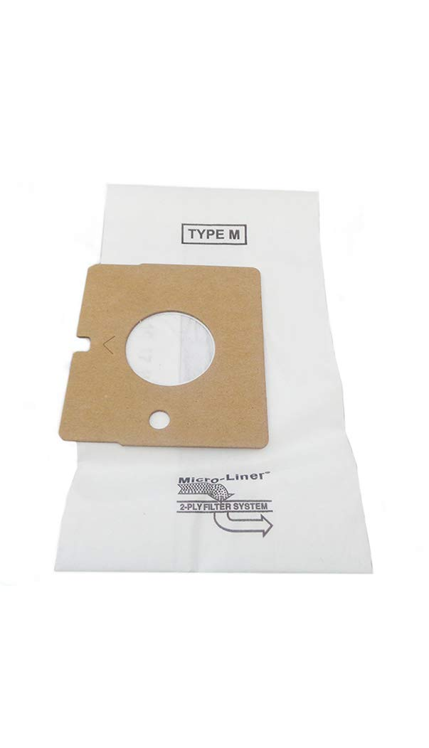 Home Care Products Replacement for Kenmore M Magic Blue Micro-Lined Paper Bag 51195 Pack of 24