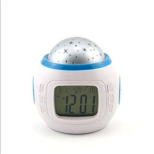 Despertadores GAOLILI Creative Mini Music Star Projector ...