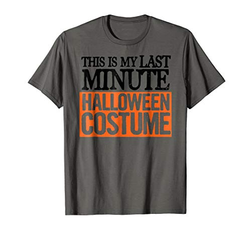 Very Last Minute Halloween Costumes Ideas - Well Worn Last Minute Halloween Costume