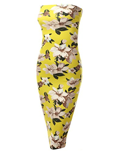 Knit Tube Dress - 9