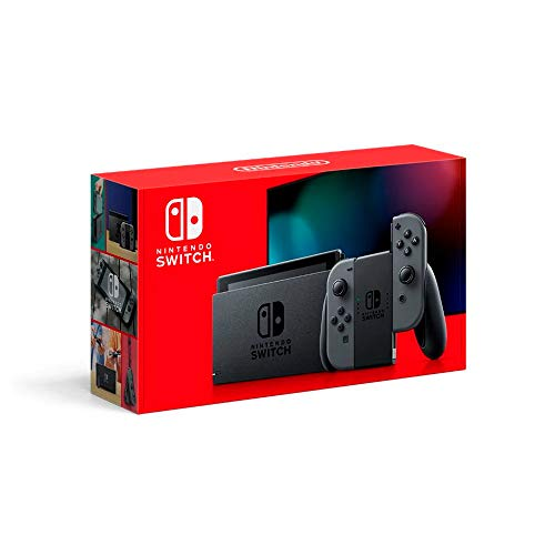 Nintendo Switch with Gray