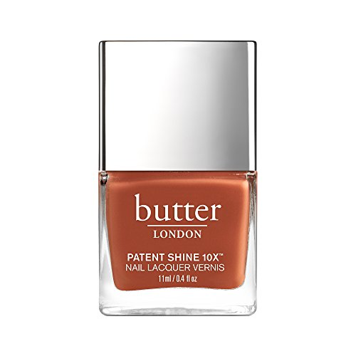 rust color nail polish - 1