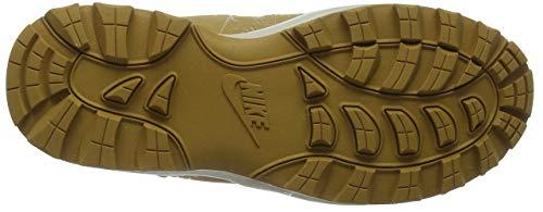 NIKE Men's Manoa Leather Boot, Haystack/Haystack/Velvet Brown, 6 D(M)...