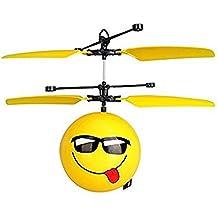 Kelvek Flying Emoji Ball (Assorted Designs) 31011