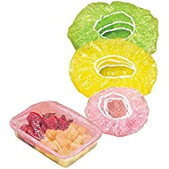24Pcs Packaged Sealed Food Stretch Wrapped Bag, Food Storage Bags, Elastic Food Covers Sealed Food Stretch Wrapped Freshness Protection Package for Fruit/Bowls Cups Food Cover Set