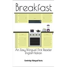 Breakfast: An Easy Bilingual First Reader English-Danish