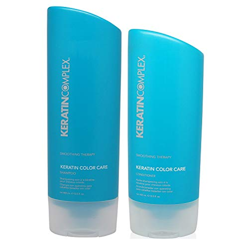 Keratin Complex Keratin Color Care Duo Shampoo and...