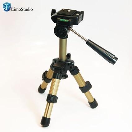 LimoStudio fotografía portátil trípode para videocámara y cámara ...