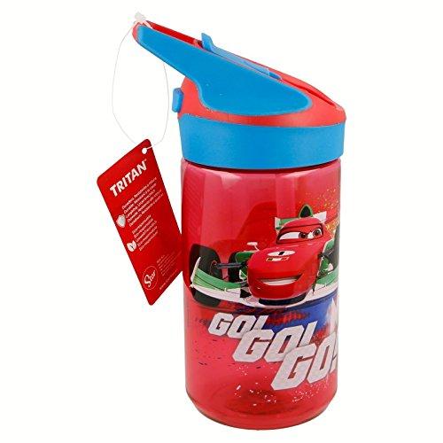 Stor Botella TRITAN Premium 480 ML Cars Racers Edge: Amazon.es: Juguetes y juegos