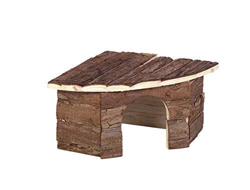 Nobby 25580 Woodland Rodent Wooden House Patty