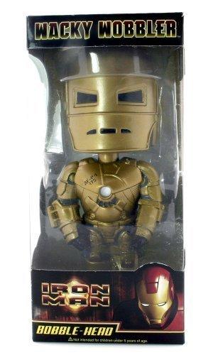 "Iron Man 5"" Wacky Wobbler Bobble-Head - Official Movie Merchandise"