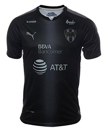 育成スペース大学院Puma Monterrey Away Soccer Stadium Jersey 2017-18 / サッカーユニフォーム CFモンテレイ アウェイ用