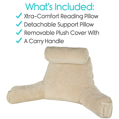 Xtra-Comfort Reading Pillow