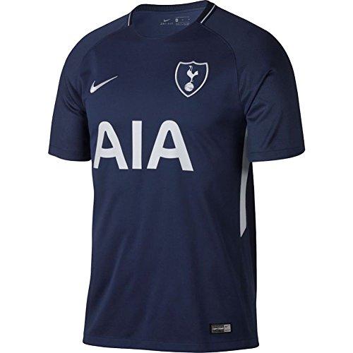 Shirt Hotspur Tottenham Away (NIKE Youth Tottenham Hotspur FC Stadium Away SS Jersey [BINARY BLUE] (L))