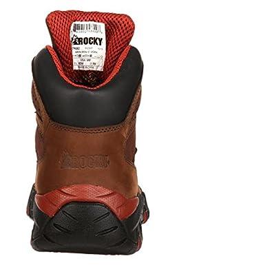 ROCKY Mens Rkyk062 Hiking Boot