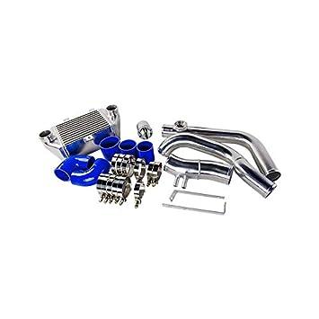 Intercooler Kit de tuberías para 91 - 99 2 nd Gen Toyota MR2 SW20 3s-gte + tubo de aire + BOV: Amazon.es: Coche y moto