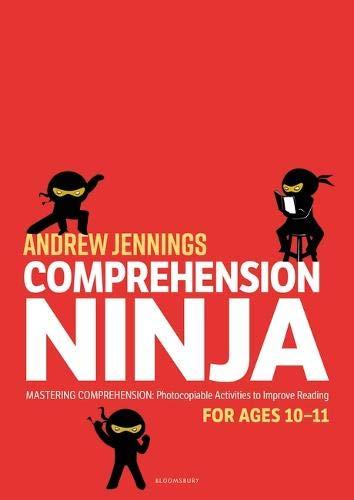 Amazon.com: Comprehension Ninja for Ages 10-11 ...