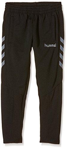 Hummel Jungen Sirius Football Pants, Black/Tradewinds, 176, 37-123-2921