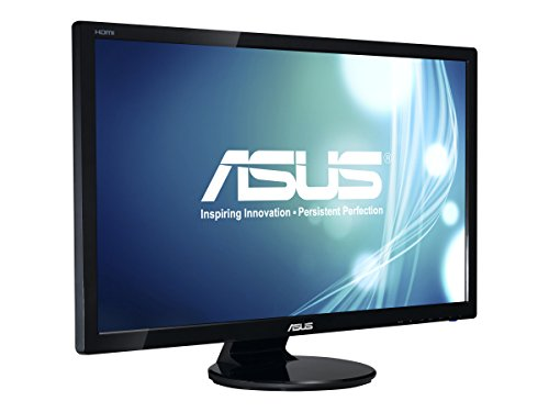"ASUS VE278Q 27"" Full HD 1920x1080 2ms DisplayPort HDMI DVI VGA Monitor"