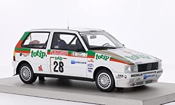 Fiat Uno Turbo IE, No.28, Jolly Club, Totip, Rallye WM