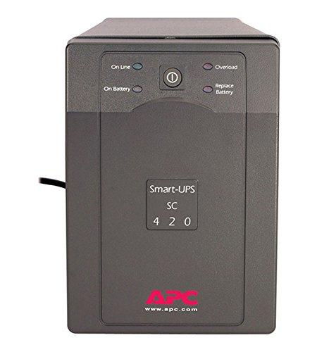 APC Smart-UPS SC SC420 420VA 120V UPS System by APC (Image #2)