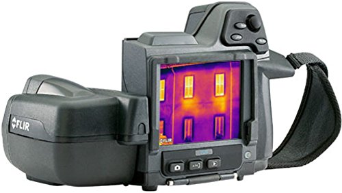 FLIR 62103-1702 Model T440bx-NIST High Performance Thermal Imaging Infrared Camera, MSX Thermal Image Enhancement, 76,800 (320 × 240) IR Pixel Resolution, Replaces 62103-1701
