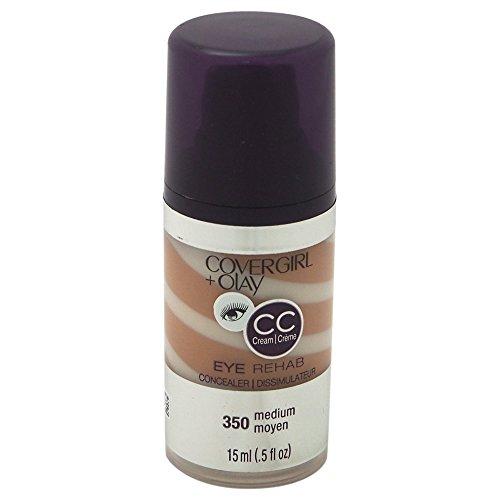 COVERGIRL + Olay Eye Rehab Concealer Medium 350, .5 oz (packaging may vary)