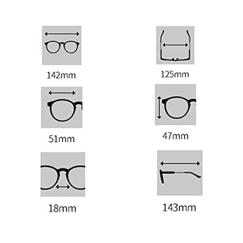 Masculina Cara Color Sol Conducción Gafas Gafas B Marea Sol B Redonda Personalidad Sol Retro Elegante Gafas Femenina De De Polarizadas De GAOYANG zqOHwpP4H