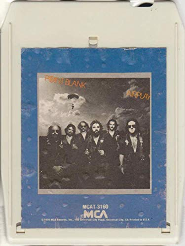 Airplay: Point Blank 8 Track Tape