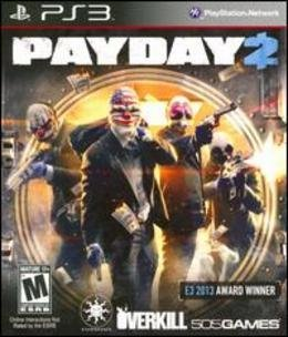 payday 2 ps3 - 7