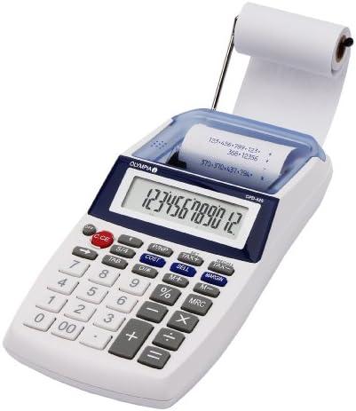 Olympia CPD 425 - Calculadora con impresión, pantalla LCD de 12 ...