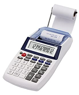 Druckender Tischrechner Bild