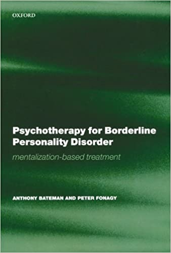 Psychotherapy for Borderline Personality Disorder ...
