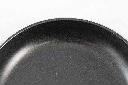 Galileo Casa, 2415688 - Juego de sartenes antiadherentes, Aluminio, Negro, 26 cm, 3 Unidades: Amazon.es: Hogar