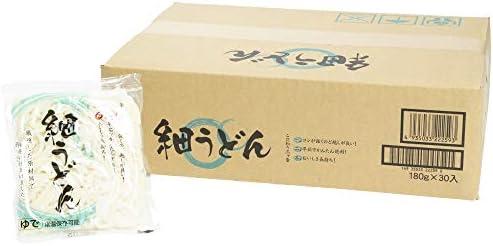 佐藤食品 細うどん 180g×30袋