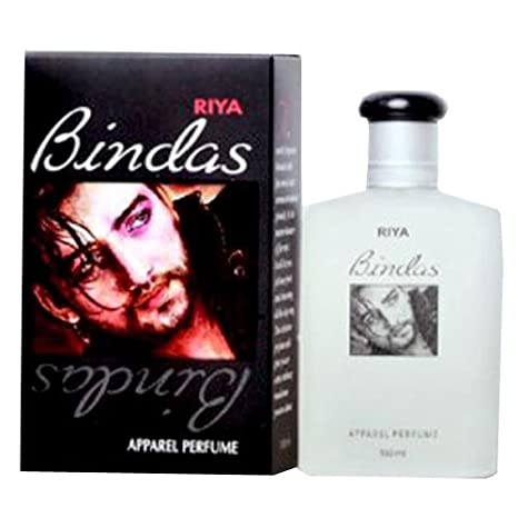 8df1ca9eda6 Buy Riya Perfume Bindaas Men s Apparel Perfume (100 ml) Online at Low Prices  in India - Amazon.in