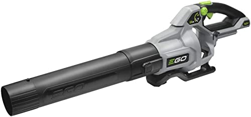 EGO Power LB5800 580 CFM Variable-Speed 56-Volt Lithium-ion Cordless Leaf Blower Battery Charger Not Included