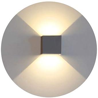 K Bright 12w Dekorative Wandlampen Wasserdicht Ip 65 Led