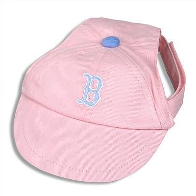 Cap - Pink - Boston Red Sox