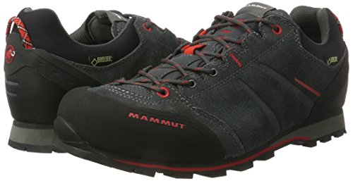 Mammut WALL GUIDE LOW GTX ® Trekking zapatos hombres gris