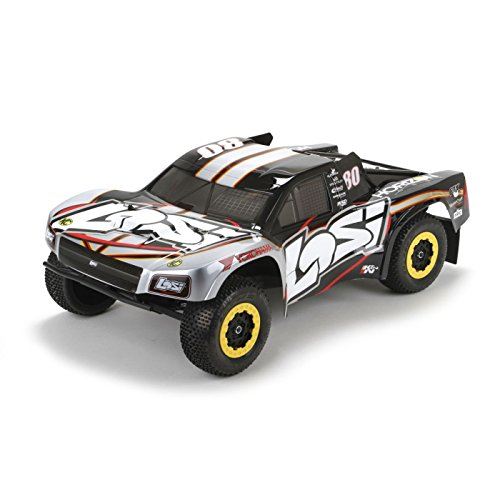 Team Losi XXX-SCT Brushless RTR AVC 2WD SC Truck (1/10 Scale)